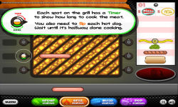 Papa s Hot Doggeria screenshot 4/6