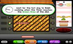 Papa s Hot Doggeria screenshot 5/6
