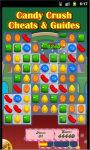 Candy Crush Cheats N Guides screenshot 1/4