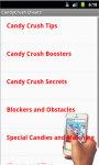 Candy Crush Cheats N Guides screenshot 3/4