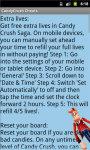 Candy Crush Cheats N Guides screenshot 4/4