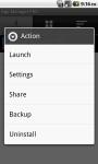 App Manager Lite screenshot 3/6