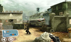 Terrorist Hunt-Sniper Shooting screenshot 2/4