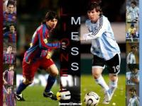 Lionel Messi Exclusive HD Wallpaper screenshot 1/6
