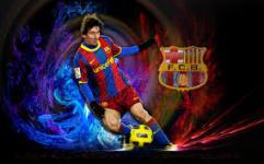 Lionel Messi Exclusive HD Wallpaper screenshot 3/6