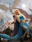 Awesome Game of Thrones Fan art Dragon screenshot 4/6