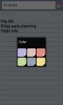 Color Notes Notepad screenshot 3/6