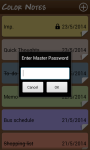 Color Notes Notepad screenshot 5/6