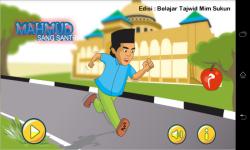 Game Mahmud Tajwid Mim sukun screenshot 1/4