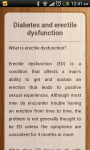Erectile Dysfunction Treatment Tips And Tricks screenshot 2/2