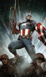 Captain America Winter Soldier Jigsaw Puzzle 5 screenshot 1/4