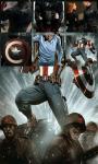Captain America Winter Soldier Jigsaw Puzzle 5 screenshot 3/4