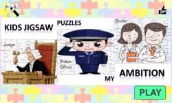 Kids Jigsaw Puzzles Ambition screenshot 1/4