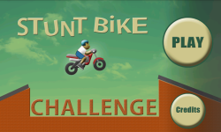 Stunt Bike Challenge screenshot 1/4