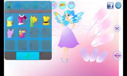 Fairy Dress Up Free screenshot 3/3