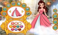 Princess Wedding Dress Up screenshot 2/4