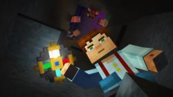 Minecraft Story Mode next screenshot 1/6