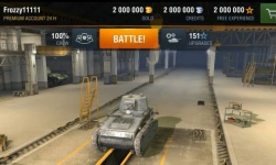 World of Tanks Blitz Cheats screenshot 1/2