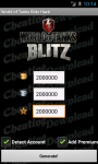 World of Tanks Blitz Cheats screenshot 2/2