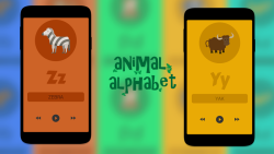 Play Alphabet Animal Cards screenshot 3/3