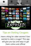 Tips on Dating Cougars screenshot 1/3