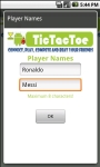 TicTacToe - Single and Multiplayer screenshot 6/6