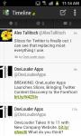 Slices for Twitter screenshot 4/4
