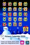 Christmas Advent Calendar 2009 -  The Best 25 F... screenshot 1/1