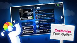 Super Stickman Golf 2 screenshot 4/5