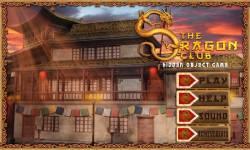 Free Hidden Objects Game - The Dragon Club screenshot 1/4