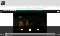 VeoMusic music videos screenshot 3/3