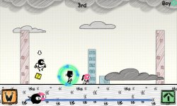 Doodle Race Extreme Runner screenshot 3/4