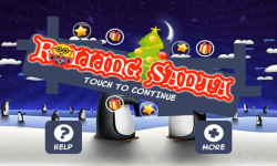 Rolling Santa to Collect Christmas Gifts for Kids screenshot 5/6