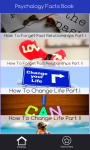 Psychology Facts Book screenshot 1/1