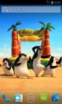 Penguins of Madagascar Live Wallpapers screenshot 1/3