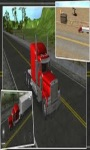 Truck racing 3D game screenshot 3/6