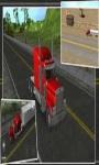 Truck racing 3D game screenshot 6/6