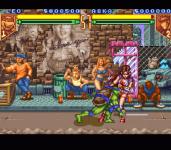 Teenage Mutant Ninja Turtles - Tournament Fighters screenshot 4/4