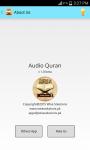 Audio Quran - MP3 Recitations screenshot 3/3