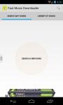 Fast Songs Music Downloader screenshot 1/4