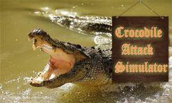 Crocodile Simulator 3D screenshot 2/2
