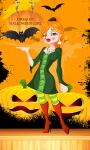 Dress Up Halloween Girl screenshot 1/5