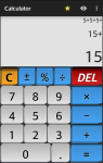 New Calculator Free screenshot 1/6