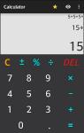 New Calculator Free screenshot 2/6