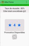 Pronostici VIP maximum screenshot 2/6