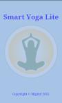 Smart Yoga Lite screenshot 1/3