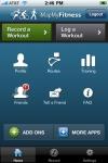 iMapMyFitness screenshot 1/1