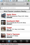 TriOut 2 with Facebook, Foursquare, Gowalla, Twitter and more screenshot 1/1