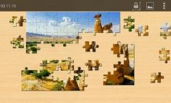 Jigzle - Landscapes Jigsaw Puzzles screenshot 3/4