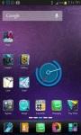 Next 3D Go launcher Ex Theme screenshot 1/3